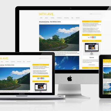 mobile responsive siti web