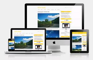 mobile responsive siti